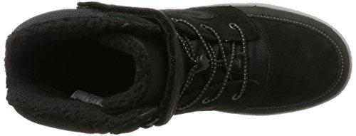 203 Zing Viking Baskets Mixte Hautes Adulte Grey Noir Black vqPwFqZ8