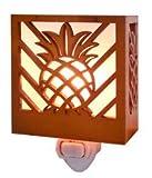 Pineapple Tropical Night Light 3.5'' X 3.25''