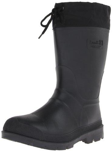 Kamik Men's Hunter Cold Weather Boot,Black,11 M US