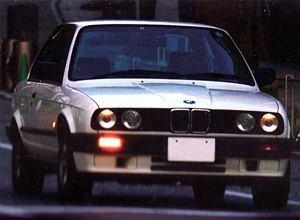 フジミ模型 1/24 ハチマルヒーローシリーズ HH5 BMW 320i