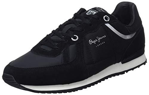 Pepe 1973 black Hombre Tinker Para Negro Zapatillas Jeans 999 rEaqpvwr