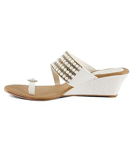 Women \u0026 Girls Designer White Sandal