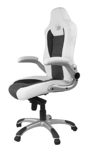 Amstyle buffalo silla de oficina imitaci n piel for Sillas de imitacion