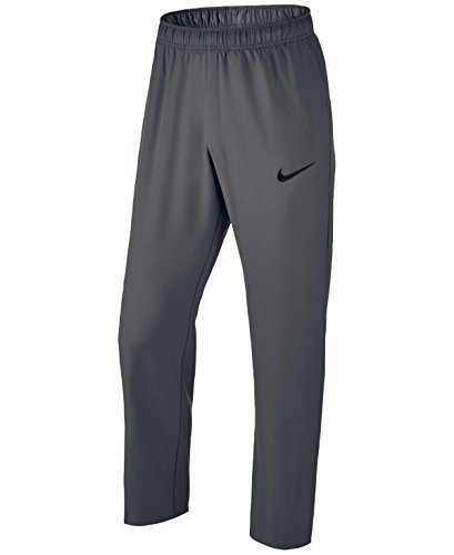 New Nike Men's Dry Team Training Pants Dk Grey/Black/Black XX-Large