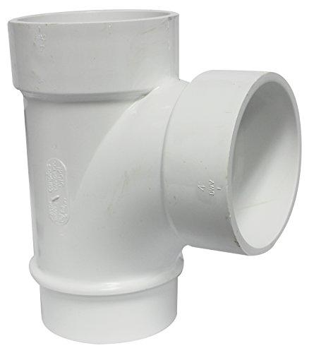 Pvc Dwv Sanitary Tee - 1