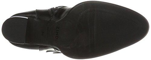 Zinda 3033, Stivali Donna Nero (Nero )