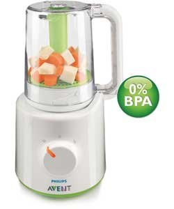 Philips AVENT Combined Steamer And Blender. by Philips (Image #1)
