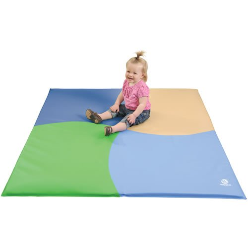 Four Color Activity Mat by None