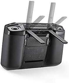 """DJI Télécommande - Contrôleur Radio Intelligent pour Drone DJI Mavic 2 avec Microphone et Haut-Parleur, Écran Lumineux 1080p et 5,5"""", Transmission OcuSync 2 0, Expérience de Vol Améliorée - Noir"""