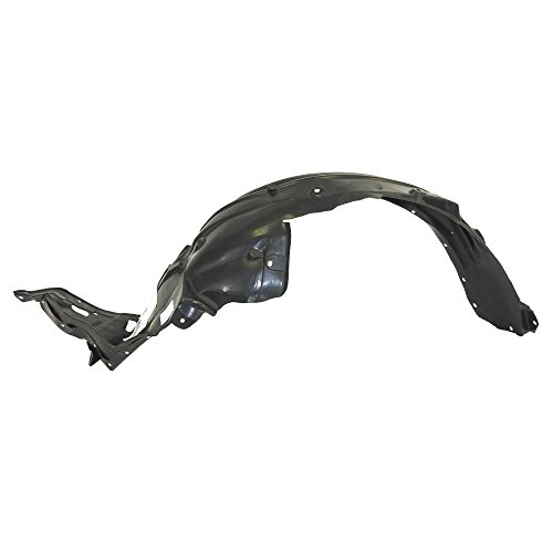 012 Honda Accord Front,Right Passenger Side FENDER LINER ()