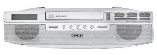 Sony ICF-CD523 Under-Cabinet CD Clock Radio