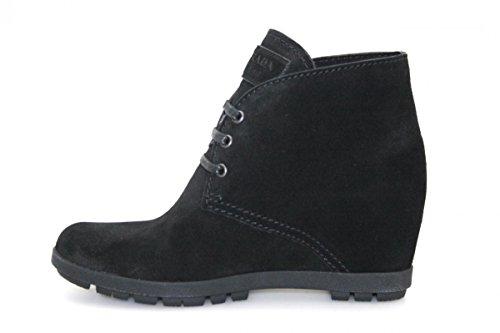 Cuir boot Femme En 3tz037 Prada nbsp;half RE1SfPqx