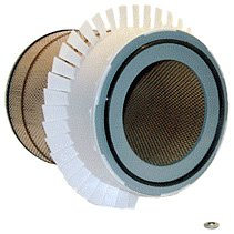 WIX Filters - 42125 Heavy Duty Air Filter W/Fin, Pack of 1