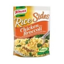 Knorr Rice Sides Chicken Broccoli 5.5 oz (Pack of 12)
