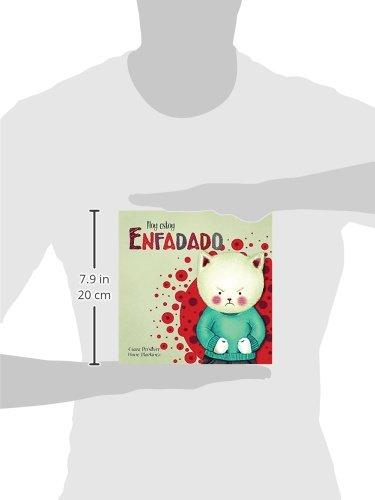 Hoy estoy... Enfadado / Today Im Angry (Spanish Edition): Clara Penalver, Nune Martinez: 9788448843960: Amazon.com: Books