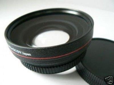 Wide Lens for Canon XH, Canon A1, Canon XHA1, Canon A1S, Canon XHA1S, Canon G1, Canon XHG1, Canon G1S, Canon XHG1S