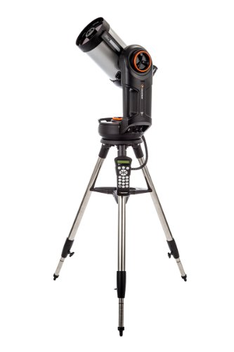 Celestron NexStar Evolution 6 Schmidt-Cassegrain Telescope w/WIFI,Black 12090