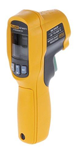 Profi IR-Thermometer -30 bis +650 °C - Infrarot Funk Wärme Messung - IP 54 Outdoor Messgerät