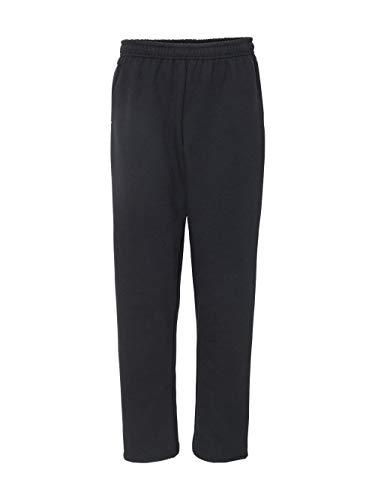 Gildan Adult Heavy Blend 8 Oz Open-Bottom Sweatpants With Po