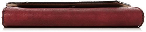 Uma Leather Stud Swankyswans Pochettes Faux Rouge Burgundy UA86dRwqW