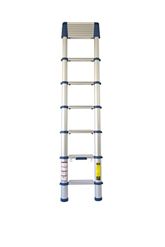 Easy Access Innovations 12.5' Aluminum Telescoping Extension Ladder Type 1A