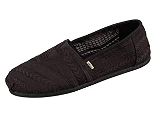 TOMS Women's Alpargata Black/Black Arrow Embroidered Mesh 11 B US (B07FW3FP1Y) | Amazon price tracker / tracking, Amazon price history charts, Amazon price watches, Amazon price drop alerts