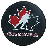 Team Canada Hockey Puck