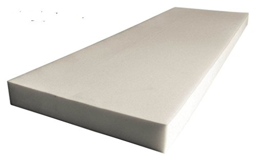 Upholstery Foam Cushion (Seat Replacement , Upholstery Sheet , Foam Padding) (1x24x72) (Foam Padding 1 Inch)