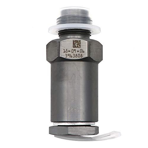 KIPA Fuel Pressure Relief Limiter Valve For 2003-2007 Dodge CUMMINS 5.9 DIESE Engines Ram 2500 3500, OEM Part Number 3963808 3947799