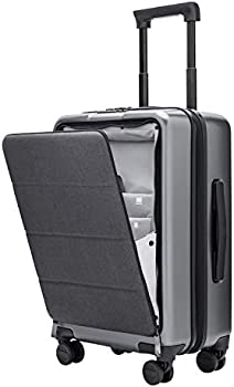 Domie Ninetygo Carry On Luggage with Spinner Wheels