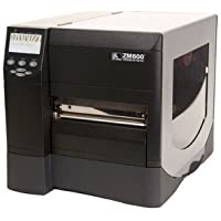 Zebra ZM600 Thermal Label Printer - 8 in/s Mono - 300 dpi - Serial, Parallel, USB - Fast Ethernet - ZM600-3001-0100T