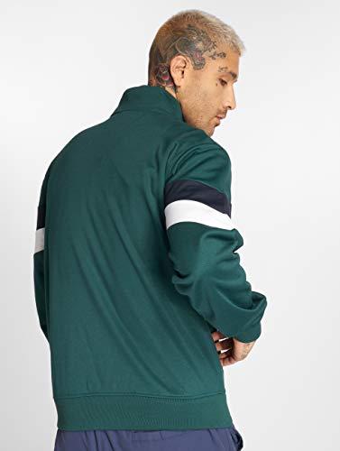 Chaqueta Dark Green Green Cheroni es Jacket Dark verde Ellesse SHY03666 Hqw4YF1
