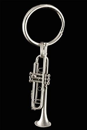 Trompeta llavero - peltre: Amazon.es: Instrumentos musicales