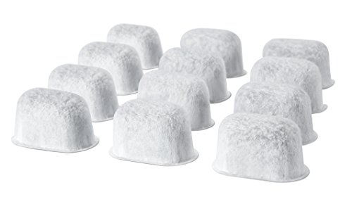 Premium 12-Pack Replacement Charcoal Water Filters for Keurig Coffee Machine