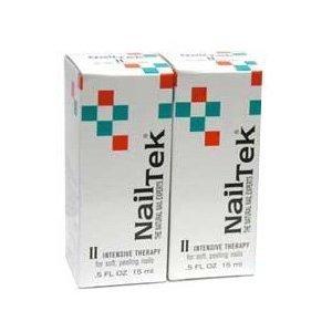- NAIL TEK Intensive Therapy II - 2 x 0.5oz Bottles by Unknown