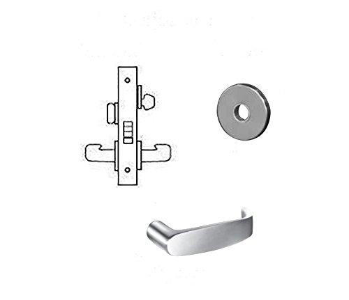 Mortise Sargent Locks (Sargent 8205 LNL 26D Mortise Lock, 9.25
