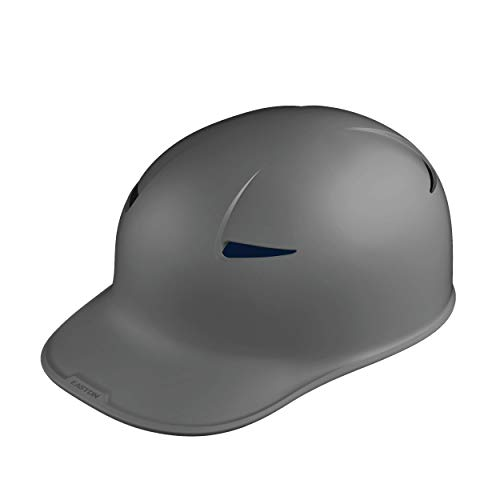 EASTON PRO X Skull Catchers & Coaches Protective Helmet Cap | Small / Medium | Matte Charcoal | 2020 | ABS Thermoplastic Shell | Soft Dual Density Foam | BioDri Moisture Wicking Liner