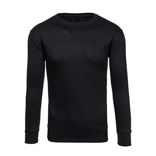 Sweatshirt Survêtement Blouse Ihengh Top Noir RWwpqxv1P
