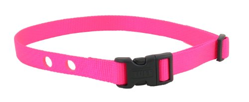 Dog Fence Receiver Heavy Duty Replacement Strap Pink