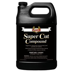 (Presta Super Cut Compound - 1-Gallon)