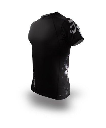 PunchTown Compression Short Sleeve Rashguard product image