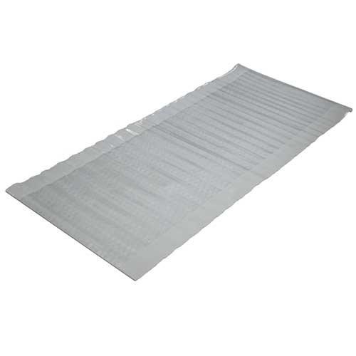 Rug Vinyl Runner: EXtreme® Plastic Carpet Protector Hallway Runner 27 Inches
