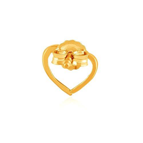 Giantti Diamant pour femme Boucles d'oreilles à tige Boucles d'Oreilles (0.0274CT, VS Clarté, Gh-colour)