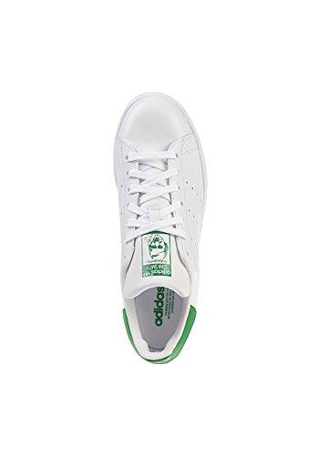Homme et Vert Gymnastique de Chaussures Blanc adidas Stan Bianco Smith wRCqqXa