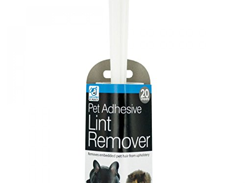 bulk buys Pet Adhesive Lint Remover - Set of 24, [Pet Supplies, Pet Cleanup]
