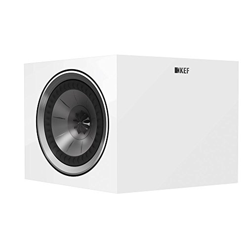 KEF R800ds Dipole Loudspeakers - Gloss White (Pair) by KEF