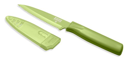 Serrated Paring Knife