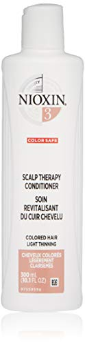 Kit Scalp Therapy (Nioxin System 3 Scalp Therapy Conditioner, Peppermint Oil, 10.1 oz.)