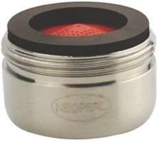 NEOPERL GIDS-144109 Neoperl Standard Flow Regular Male Aerator, 2.2 GPM, 15/16'', Brushed Nickel by Neoperl