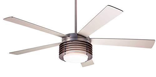 Modern Fan Company Pharos Matte Nickel 52